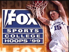 Titre (Fox Sports College Hoops '99)