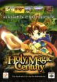 publicité anglaise pour le jeu Holy Magic Century. An adventure of epic proportions