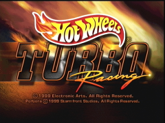 Titre (Hot Wheels Turbo Racing)
