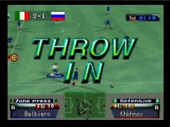 Touche (International Superstar Soccer 98)