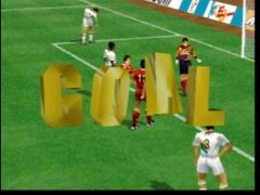 Goooooooooaaallll (Jikkyou J-League Perfect Striker)