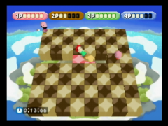 Multiplayers (Kirby 64: The Crystal Shards)