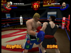 Ready 2 rumble 2 (Ready 2 Rumble Boxing: Round 2)