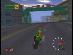 Chinatown (Road Rash 64)