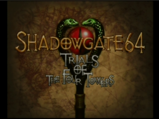Shadowgate 64: Trial of the Four Towers