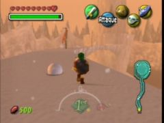 Traversez ce pont. (The Legend Of Zelda: Majora's Mask)