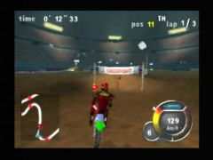 Circuit indoor (Top Gear Hyper Bike)