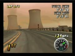 Nuclear Plant (Top Gear Rally)