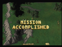 Mission accomplie! (Command & Conquer)