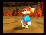 Conker n'a pas l'air inquiet. ()