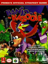 The picture of the book Banjo-Kazooie: Prima's Official Strategy Guide