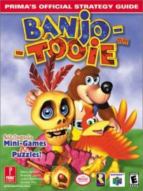 The picture of the book Banjo-Tooie: Prima's Official Strategy Guide