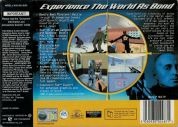 Scan of back side of box of 007: The World is not Enough