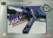 Scan of front side of box of 1080 Snowboarding - Players' Choice
