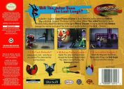 Scan of back side of box of Batman Beyond: Return of the Joker
