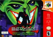 Scan of front side of box of Batman Beyond: Return of the Joker