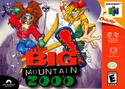 Scan of front side of box of Big Mountain 2000