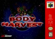 The music of Body Harvest