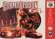 The music of Carmageddon 64