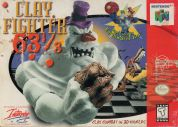 The music of ClayFighter 63 1/3