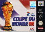 Scan of front side of box of Coupe du Monde 98