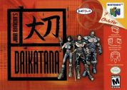 Scan of front side of box of Daikatana