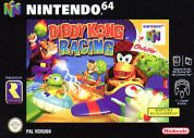 Scan of front side of box of Diddy Kong Racing