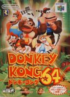 The musics of Donkey Kong 64