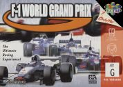 Scan of front side of box of F-1 World Grand Prix