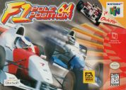 Scan of front side of box of F1 Pole Position 64