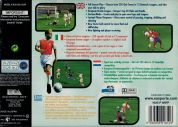 Scan of back side of box of FIFA 99