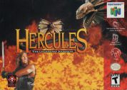 Scan of front side of box of Hercules: The Legendary Journeys