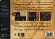 Scan of back side of box of Hexen