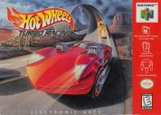 Scan of front side of box of Hot Wheels Turbo Racing
