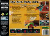 Scan of back side of box of Hot Wheels Turbo Racing