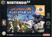 Scan of front side of box of Jet Force Gemini