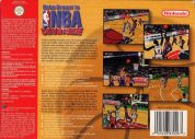 Scan of back side of box of Kobe Bryant in NBA Courtside