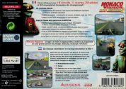 Scan of back side of box of Monaco Grand Prix Racing Simulation 2