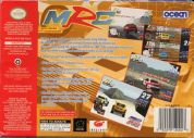 Scan of back side of box of Multi Racing Championship