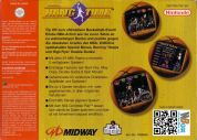 Scan of back side of box of NBA Hangtime