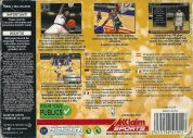 Scan of back side of box of NBA Jam 2000