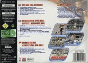 Scan of back side of box of NBA Live 2000