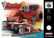 Scan of front side of box of Racing Simulation 2