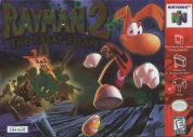 The musics of Rayman 2: The Great Escape