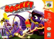 The musics of Rocket: Robot on Wheels
