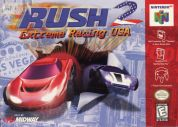 The musics of Rush 2: Extreme Racing