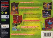 Scan of back side of box of Tonic Trouble