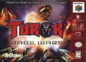 The music of Turok: Rage Wars