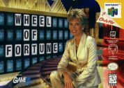 Scan of front side of box of Wheel of Fortune