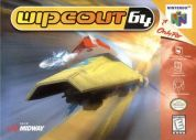 The music of WipeOut 64